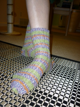 deborah norville legs. the Deborah Norville yarn?